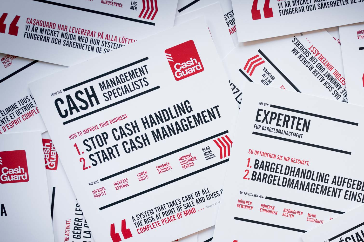 CashGuard Cash Management
