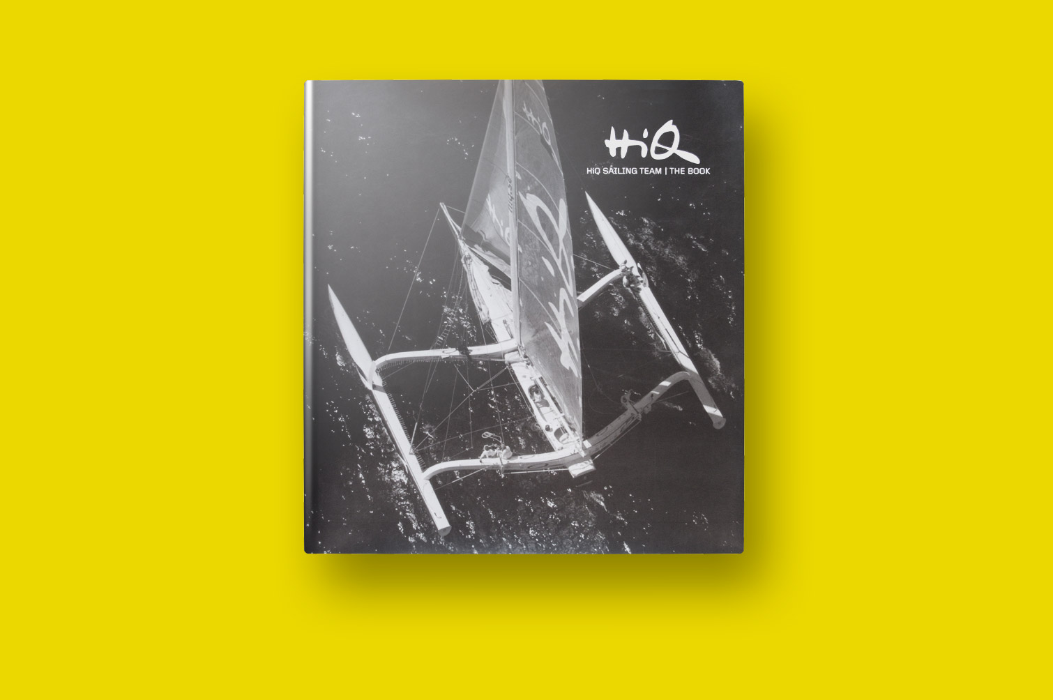 HiQ Sailing Team – The Book